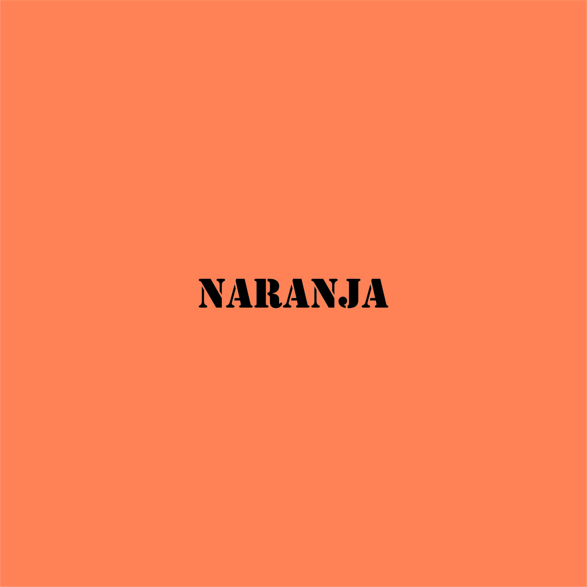 Spray Montana 94 Naranja