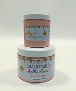 "Pintura de Tiza color camelia rosa – serie ""AtRacTiva"""