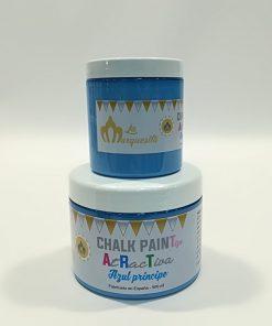 Pintura de Tiza color Azul príncipe – serie «AtRacTiva»