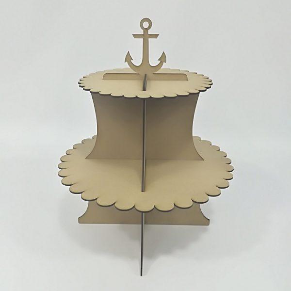 Base stand para cupcakes de Ancla