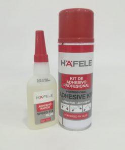 Kit adhesivo rápido con cianocrilato