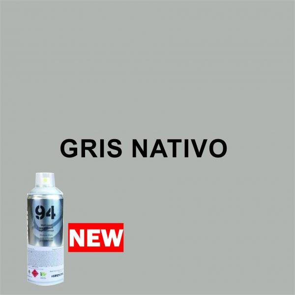 Spray Montana 94 Gris Nativo
