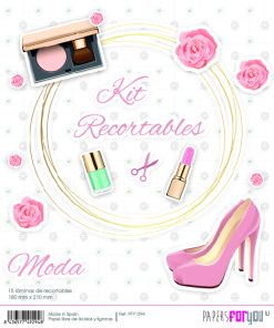 KIT RECORTABLES MODA