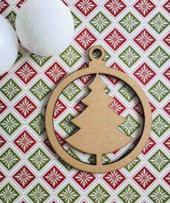 Bola de Navidad Arbolito