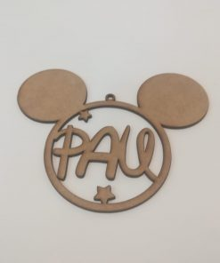 Bola de navidad de Mickey