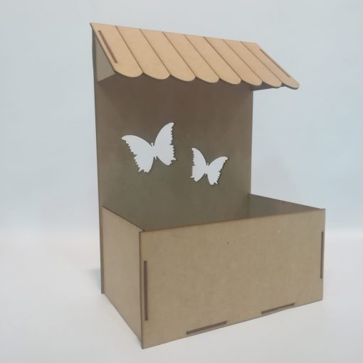 Puesto de Mariposas